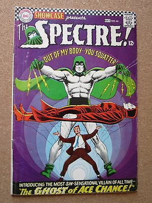 Showcase #64 (Sep-Oct 1966, DC) FN  1st Apparence of SPECTRE