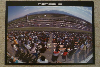 1983 Porsche Rothmans 956 Showroom Advertising Poster RARE!! Awesome