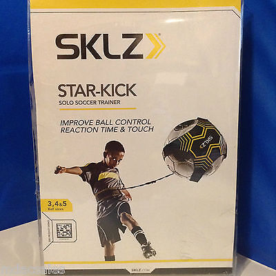 Brand New! Sklz Star-Kick Solo Soccer Trainer