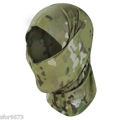 Condor Multi Wrap Beanie Head Cover Scrim Scarf Neck Face Warmer Stretch