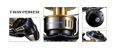 SHIMANO Twin Power TP4000SWBXG Reel- Brand New in Box