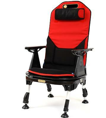 Professional Fishing Chair Ground Boat Angle Adjustable Folding Spin Swivel