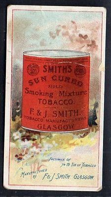 Smith - Advertisement Cards - One Card, H403 #23