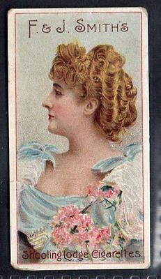 Smith - Advertisement Cards - One Card, H403 #6