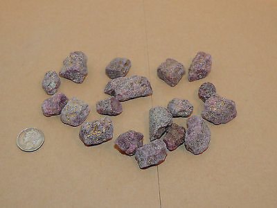 Ruby Crystals 1/4 pound  (10718)