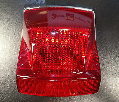 Rear light / tail lamp lens for Vespa PX by Piaggio