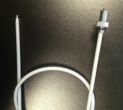 Speedo cable for Vespa PX / LML Star 125 2T (metal screw in end)