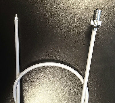 Speedo cable (metal screw in end) for Vespa PX / LML Star 125