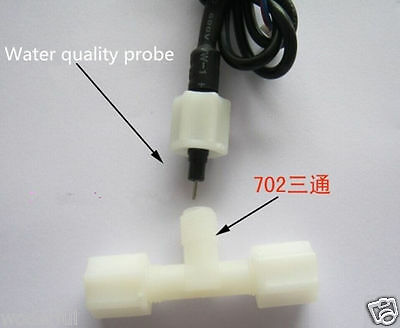 New TDS conductivity test Water quality detection probe