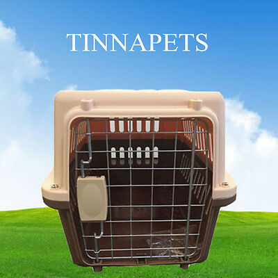 Three Sizes Airline Suitable Transport Compliant Pet Carrier, Crate ,cage P048