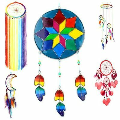 Dreamcatchers! A fabulous choice to browse! Fair Trade.