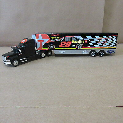 1995 Racing Collectables Dale Jarrett 1:64 Scale Transporter Limited Edition