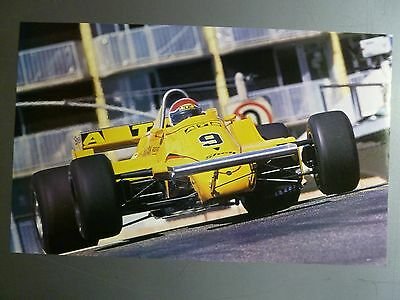 1982 ATS D4 Race Car Picture Poster Print RARE!! Awesome L@@K