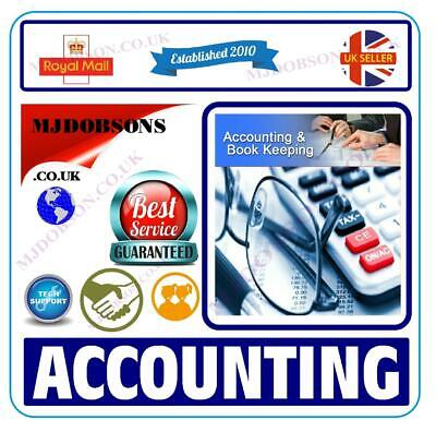 (MD94) Accounting, Bookkeeping & Personal Finance Software