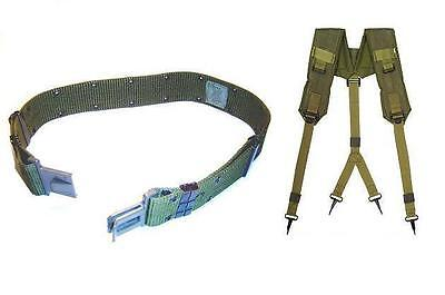 another chance official shop purchase authentic USGI MILITARY SURPLUS Lc2 Pistol Utility Load Carrying Belt ...