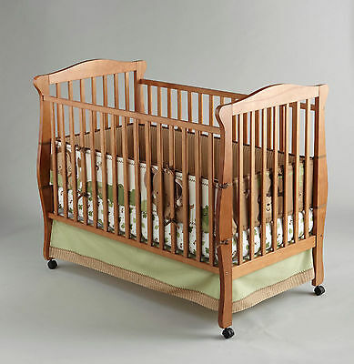 Baby Safari  Crib Bumper Little bedding by Nojo - Jungle , Elephant , Monkey