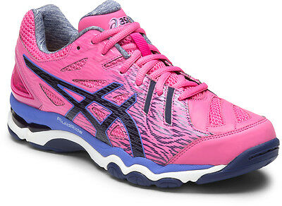 Asics Gel Netburner Super 6 Womens Netball Shoe (B) (2049) | BUY NOW!