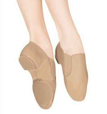 BRAND NEW Tan Jazz Dance Shoes