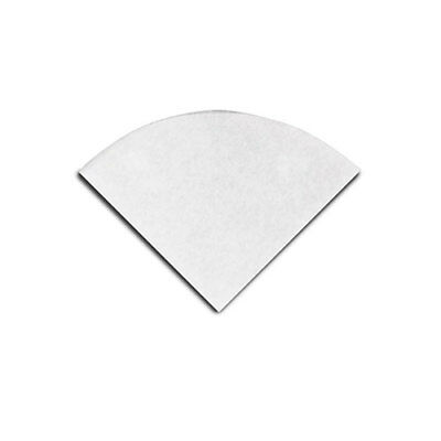 """Econoline 10"""" Non Woven Filter Cones for Commercial Fryers, Pack of 50, EFC10"""