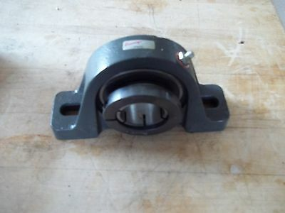 "New In Box Browning Vpb-224 Mounted 2 Bolt Pillow Block Ball Bearing 1 1/2"" Bore"