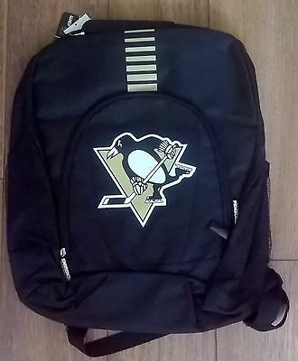 Pittsburgh Penguins NHL Logo Backpack