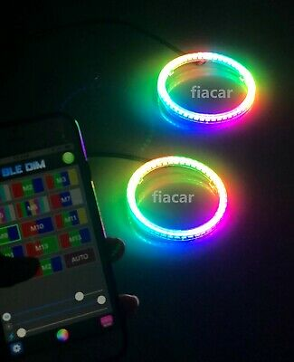 2PCS 4ft (Remote Control) Dream Color Chasing 300LEDs SandtoysLED Light Whips