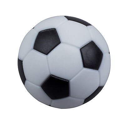 5X 4pcs 32mm Plastic Soccer Table Foosball Ball Football Fussball
