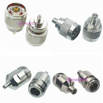 10pcs Adapter Connector N to SMB straight for router