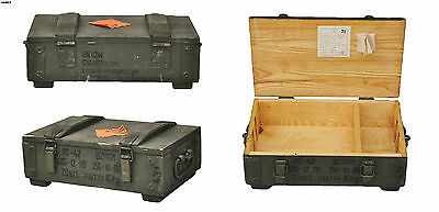 Original wooden ammo case box from Polish Army (36)