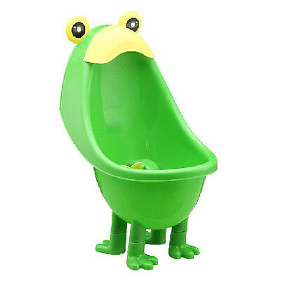 Baby Boys Urinal Potty Traing Stand Vertical Urinal Groove with Funny Aiming DP