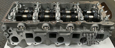 New Assembled Nissan ZD30 Cylinder Head - fitted cams - VRS gaskets & Head Bolt