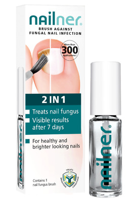 Nailner Repair Brush Nail Infection Fungus Treatment 5ml