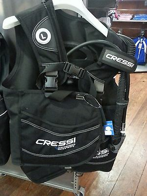 Cressi Gav Start Sub Jacket Snorkeling Scuba Nuovo Originale Mare Estate