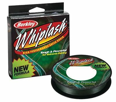 Berkley Whiplash Pro Green 300 Yds Braid - All Sizes