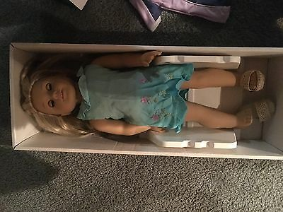 Discontinued Kailey American Girl Doll & Accessories
