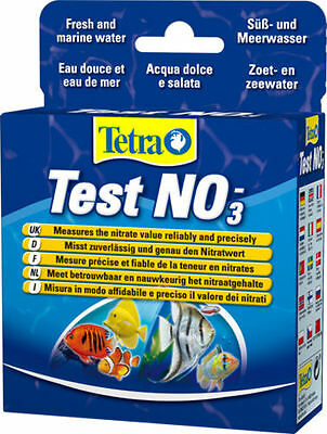 Tetra test NO3-3 Rea , Tetra Nitrate (NO3) Test Kit, 1st class postage