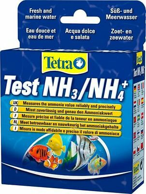 TETRA TEST NH3/NH4 +3 Rea * 1st class postage • EUR 10,93