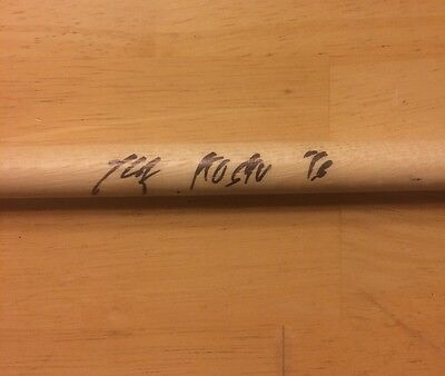 Korn Drummer RAY LUZIER Signed Drumstick #1 NAMM 2016
