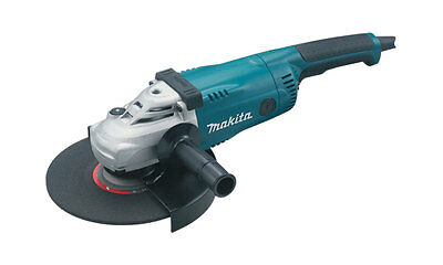 "New Makita GA9020 9"" Angle Grinder, with AC/DC Switch"
