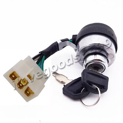 gas generator ignition key switch for all power america. Black Bedroom Furniture Sets. Home Design Ideas