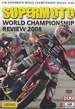 Supermoto - World Championship Review 2008 DVD Brand New Region 4