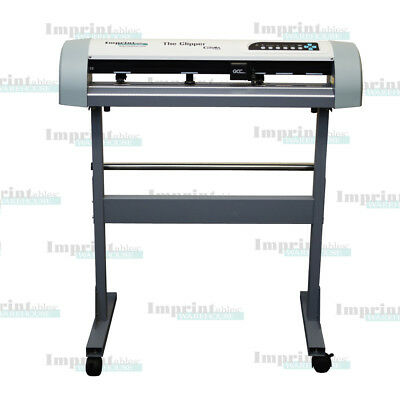 "The Clipper 24"" Vinyl Cutter, Stand and Heat Transfer Materials Package"