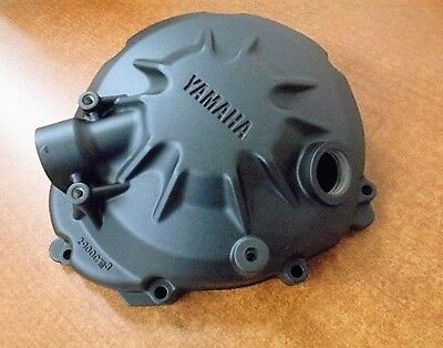 2007-2008 YZF R1 Genuine Yamaha Right Side Clutch Cover 4C8-15421-00 OEM *New*
