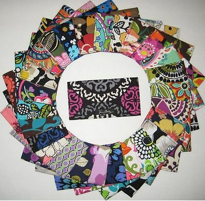 *** New With Tags *** Vera Bradley Checkbook Cover (Multi Color Available)