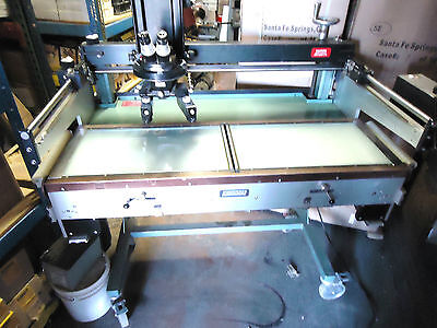 Richards Light table with Bausch & Lomb Stereo Zoom Microscope.