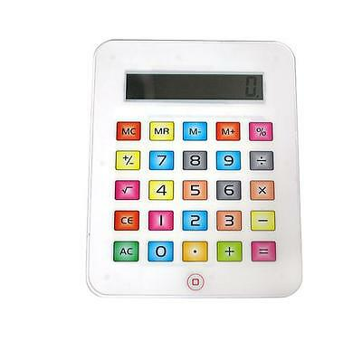 Big Jumbo Giant Style Calculator  New Fashion Big Size Large Button Office Gift