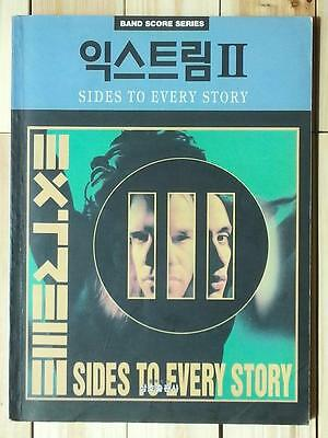 Extreme - Sides To Every Story - Band Score(Tab & Songbook)