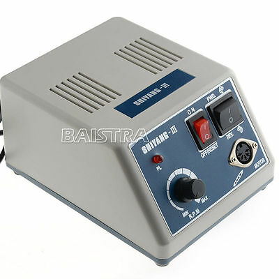 Dental Lab Marathon MicroMotor New N3 SHIYANG Polishing Machine SALE