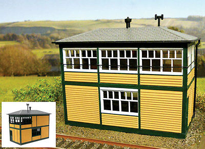 Gaugemaster by Faller Fordhampton Signal Box - OO Scale