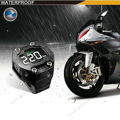 Steelmate DIY TP-90 TPMS for Motorcycle Tire Pressure Monitoring System WR